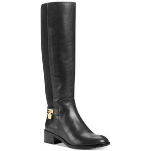 Michael Kors Hamilton Stretch Knee Boot 9